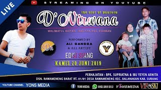 Download lagu THE STAR OF PANTURAD NIRWANAALI GANGGA SESION SIANG EDISI KAMIS 20 06 2019 MP3
