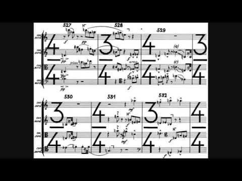 Arnold Schoenberg  String Quartet No 4