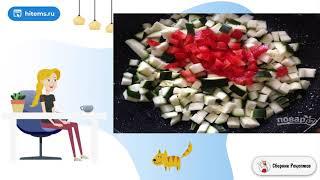 ПП-пельмени с кабачком. Вкусные блюда рецепты с фото