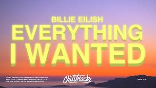 Billie Eilish – everything i wanted (Lyrics)