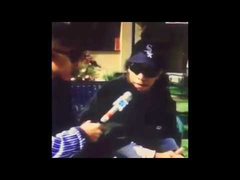 "Eazy-E Interview Talks His View On Women & NWA ""DopeMan"" 1994"
