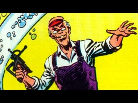 Supervillain Origins: The Tinkerer