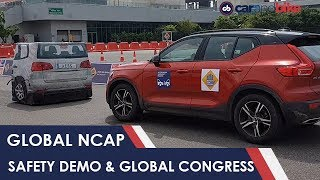 Global NCAP World Congress & Safety System Demonstrations