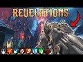Revelations BAD GUNS ONLY BOSS FIGHT SOLO EASTER EGG CHALLENGE COD Black Ops 3 Zombies