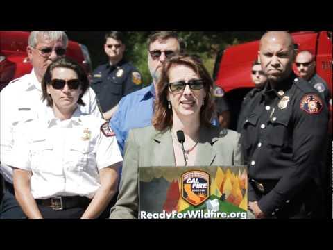 Wildfire Awareness Week 2012 - Oakland