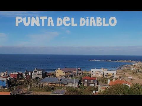 Punta del Diablo, Uruguay 2017