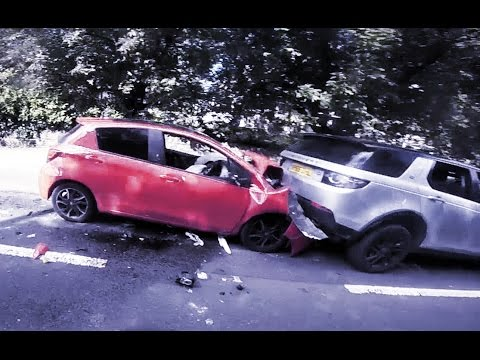 Car Accident | Snake Pass | Peak District | Supersport Practice | Kawasaki ZXR 400