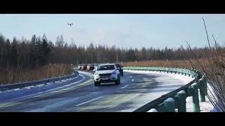 Tiggo7 On The Way - In The Snow