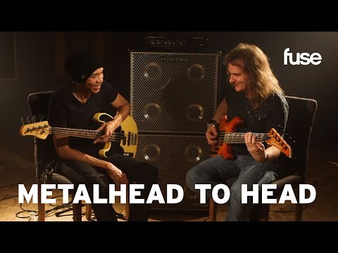 Get a First Look at Metalhead to Head