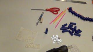 tutorial how to make stefan darts without foam backer rod fbr