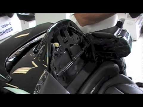 how to change coolant bottle on 1800 goldwing