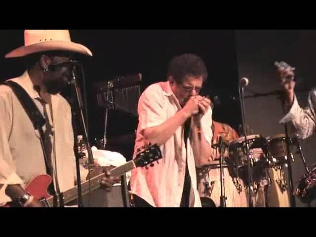 Lee Oskar Ghetto Jam Harmonica solo The Lowrider Band