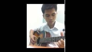 Love is blue-guitar cover by Quan acoustic