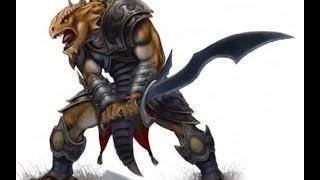 D&D 5e live character creation - Dragonborn Rogue