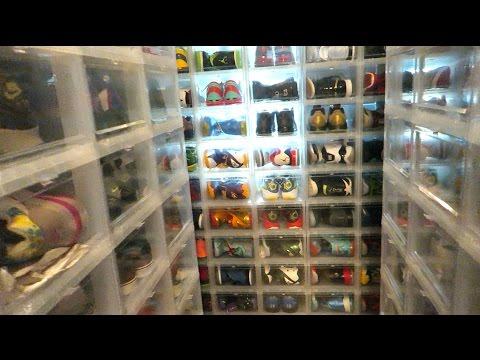 BEST SNEAKER COLLECTION IN THE WORLD!!
