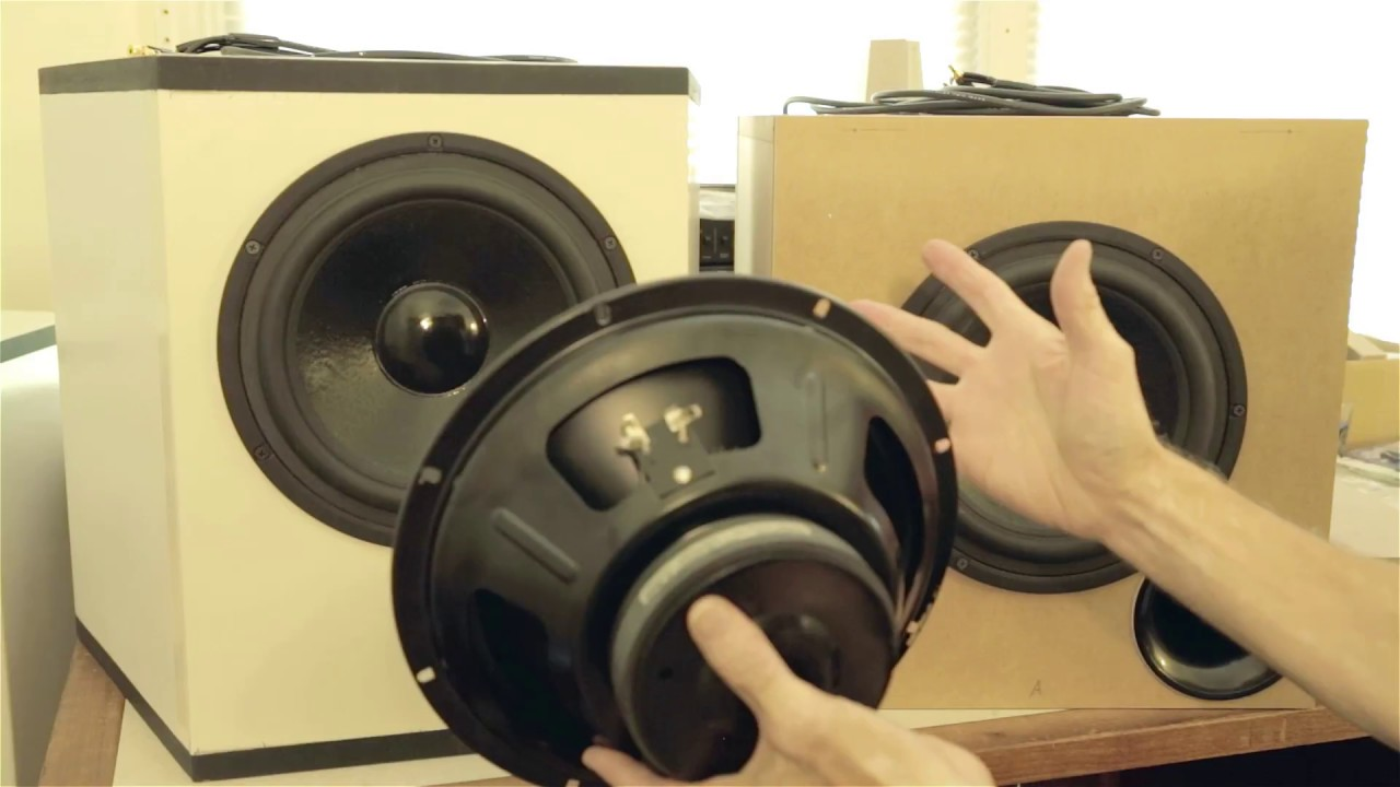 Speaker Box Shape Youtube