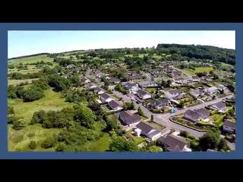 Kirkcudbright Birds Eye View  02