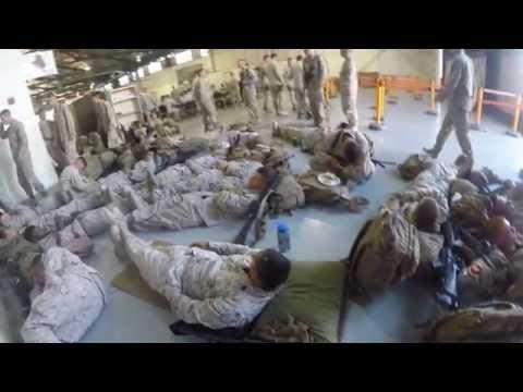 Life of a Marine LAAD Platoon Commander
