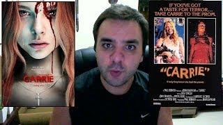 CARRIE, A ESTRANHA (1976 e 2013) - Crítica