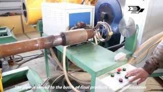 Сварка трением, ПСТ-120Т (Friction Welding PST-120T)