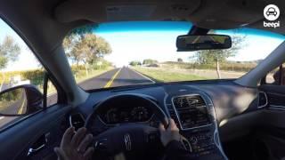2016 Lincoln MKX POV Test Drive