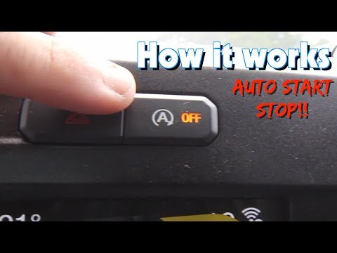 Ford's Auto Start Stop Engine Feature | Can it be cut off completely?