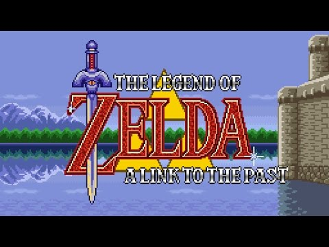 A Link to the Past Retro Analysis.
