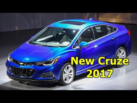 new chevrolet cruze 2017 worldwide release photos sedan. Black Bedroom Furniture Sets. Home Design Ideas