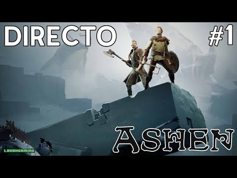 Ashen  - Directo #1 - Español - Impresiones - Primeros Pasos - Xbox One X thumbnail