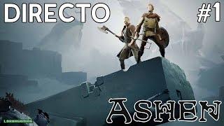 Ashen  - Directo #1 - Español - Impresiones - Primeros Pasos - Xbox One X