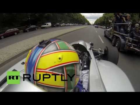 Germany: Gentlemen, start your electric engines! - Formula E comes to Berlin