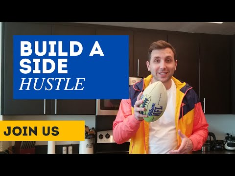 How to Build a Side Hustle & Online Business (FREE Tutorials)!
