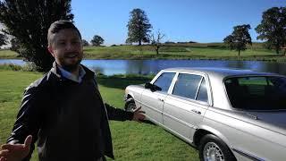 Simon Says: Mercedes 450 SEL 6.9