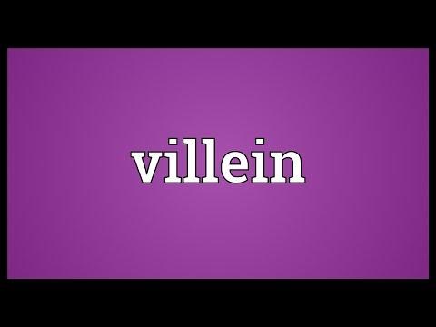 Header of villein