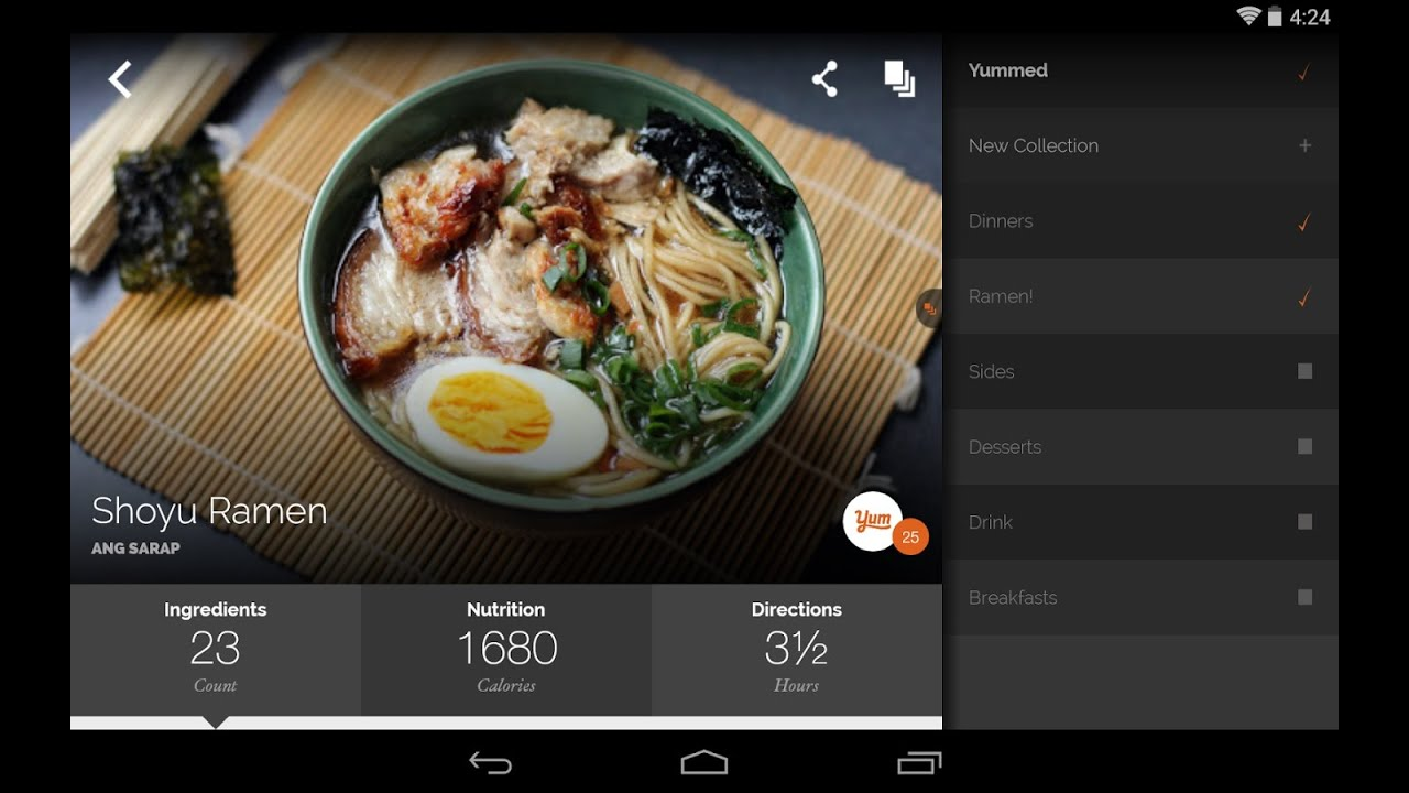 Top 10 cooking recipe apps for android youtube top 10 cooking recipe apps for android forumfinder Choice Image