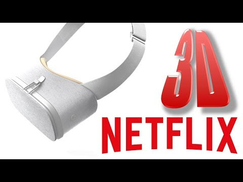 Whats Netflix Like In 3D?
