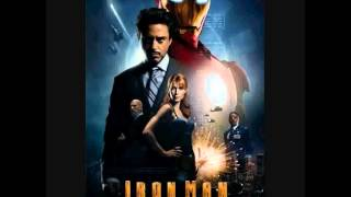 Iron Man Theme Song (instrumental)
