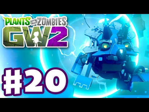 Plants vs. Zombies: Garden Warfare 2 - Gameplay Part 20 - Infinity Time with ZanitorTV! (PC) video download