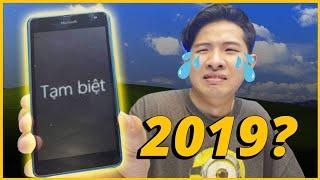 DÙNG THỬ WINDOWS PHONE Ở NĂM 2019 VÀ CÁI KẾT...