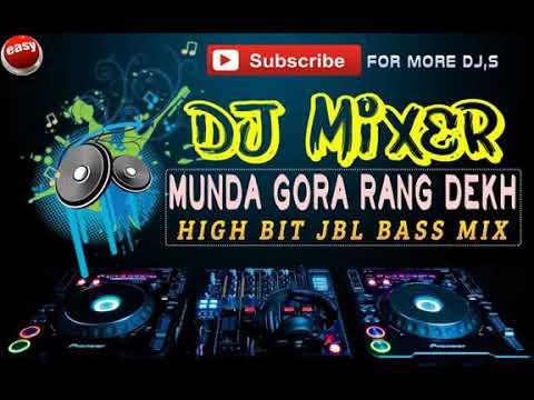 Munda Gora Rang Dekh Ke Diwana Ho Gaya Dj Remix Govinda