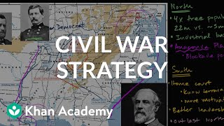 Strategy Of The Civil War