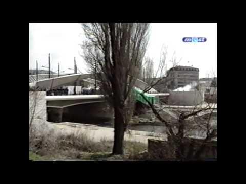 Neredi u Kosovskoj Mitrovici (17. Mart 2004)