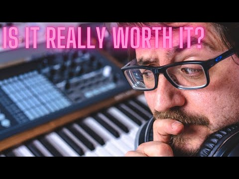 Arturia Polybrute 4 Month User Review - Should YOU Buy it?
