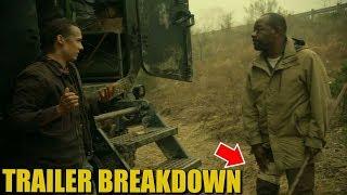 Fear The Walking Dead Season 4 Trailer Breakdown - Fear TWD Season 4 Looks Good!
