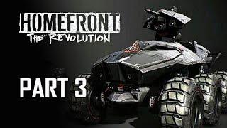 Homefront The Revolution Walkthrough Part 3 - Goliath Tank (PC Ultra Let