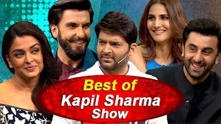 Ranbir Kapoor, Aishwarya Rai Bachchan & Kapil Sharma | Best of 2016 | Best Indian Comedy | Set India