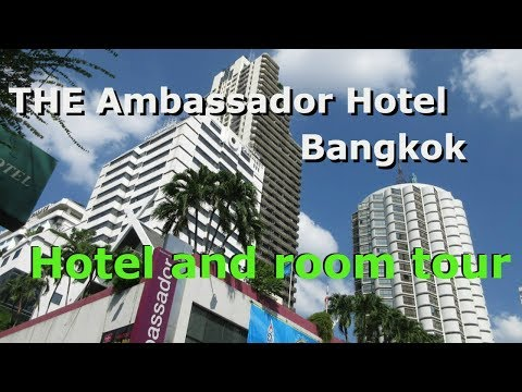 Hotel Ambassador Bangkok Review And Inside,  Near NANA Road