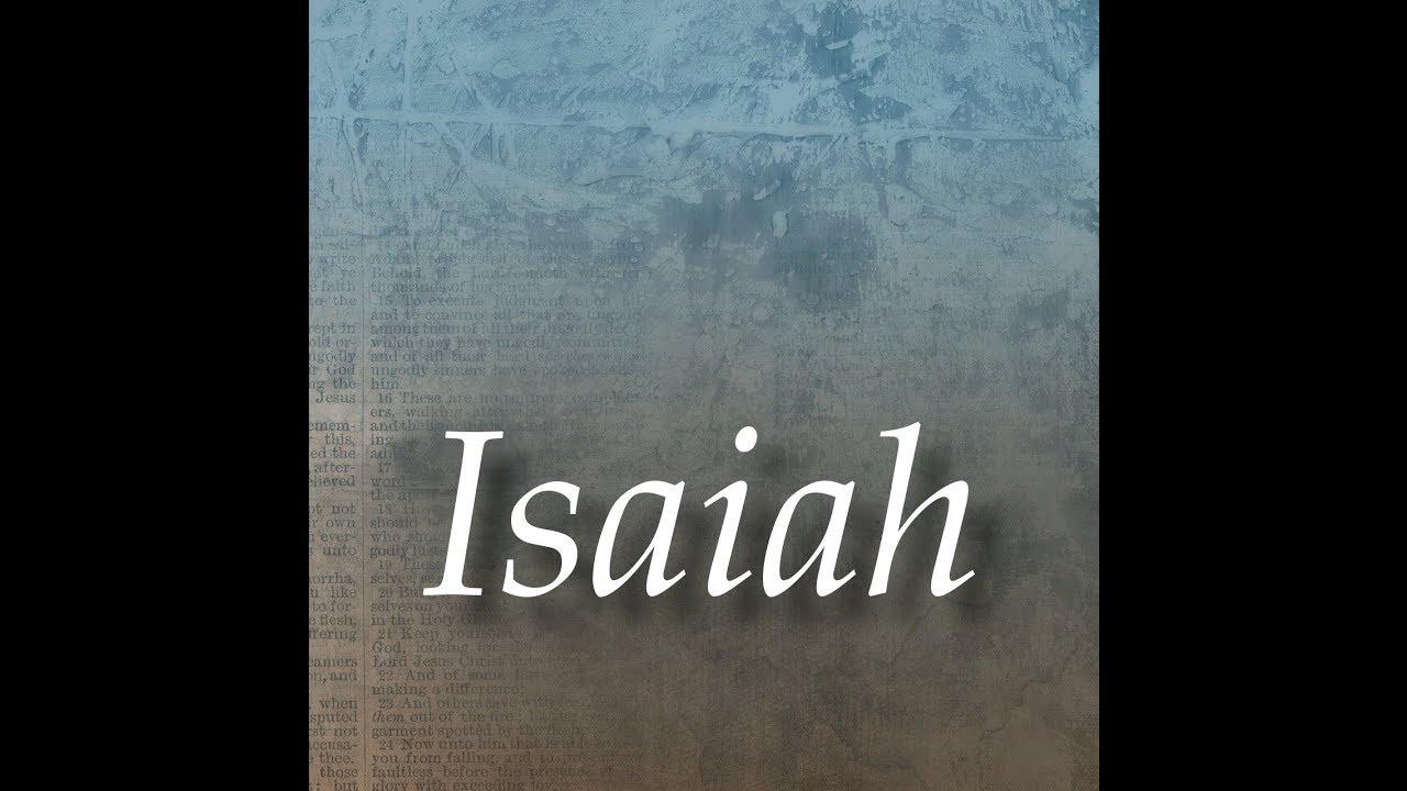 Isaiah 58 , The Holy Bible (KJV) , Dramatized Audio Bible