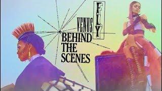 Grimes - Venus Fly (Behind The Scenes) Video