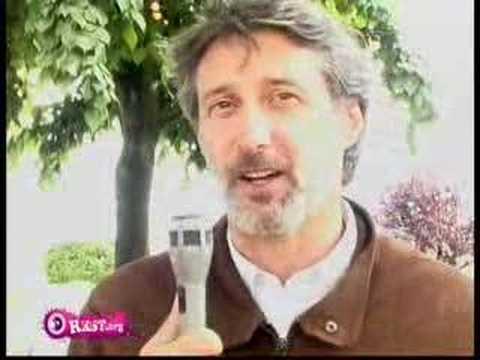 Antoine de Caunes - Interview à Solidays